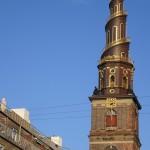 Igreja em Christianshavn, Copenhagen (Dinamarca)
