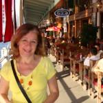 Restaurantes a beiro do Bosforo