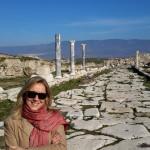 Caminho para Damasco, onde ocorreu a conversão do apóstolo Paulo ao Cristianismo