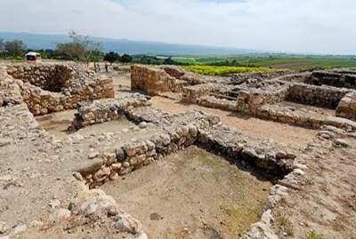 Arqueólogos podem ter encontrado os portões da cidade de Golias