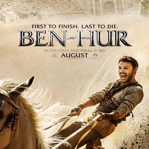 """Ben Hur"": Filme reforça a mensagem cristã"