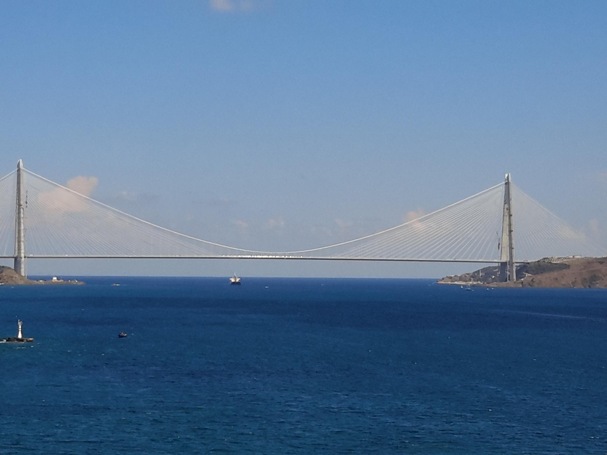 Mais uma grande obra é inaugurada em Istambul