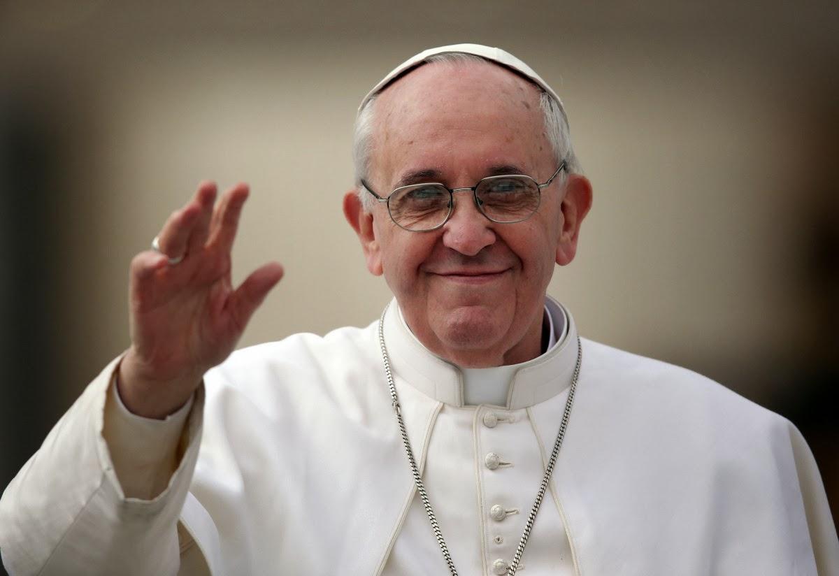 Papa pede perdão a protestantes por perseguição católica no passado