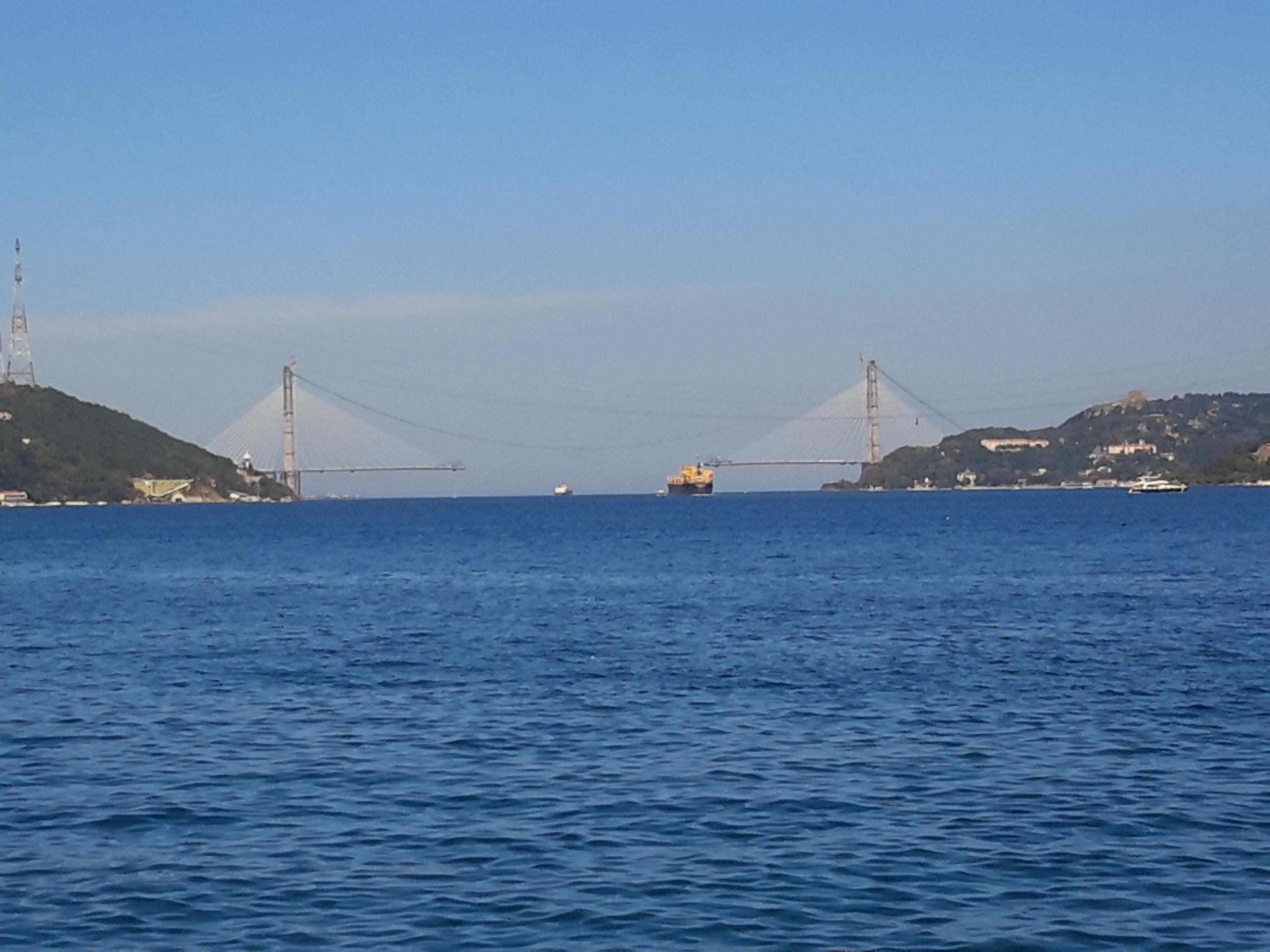 Crônicas de Istambul – Turquia: lugar de megaprojetos de infraestrutura