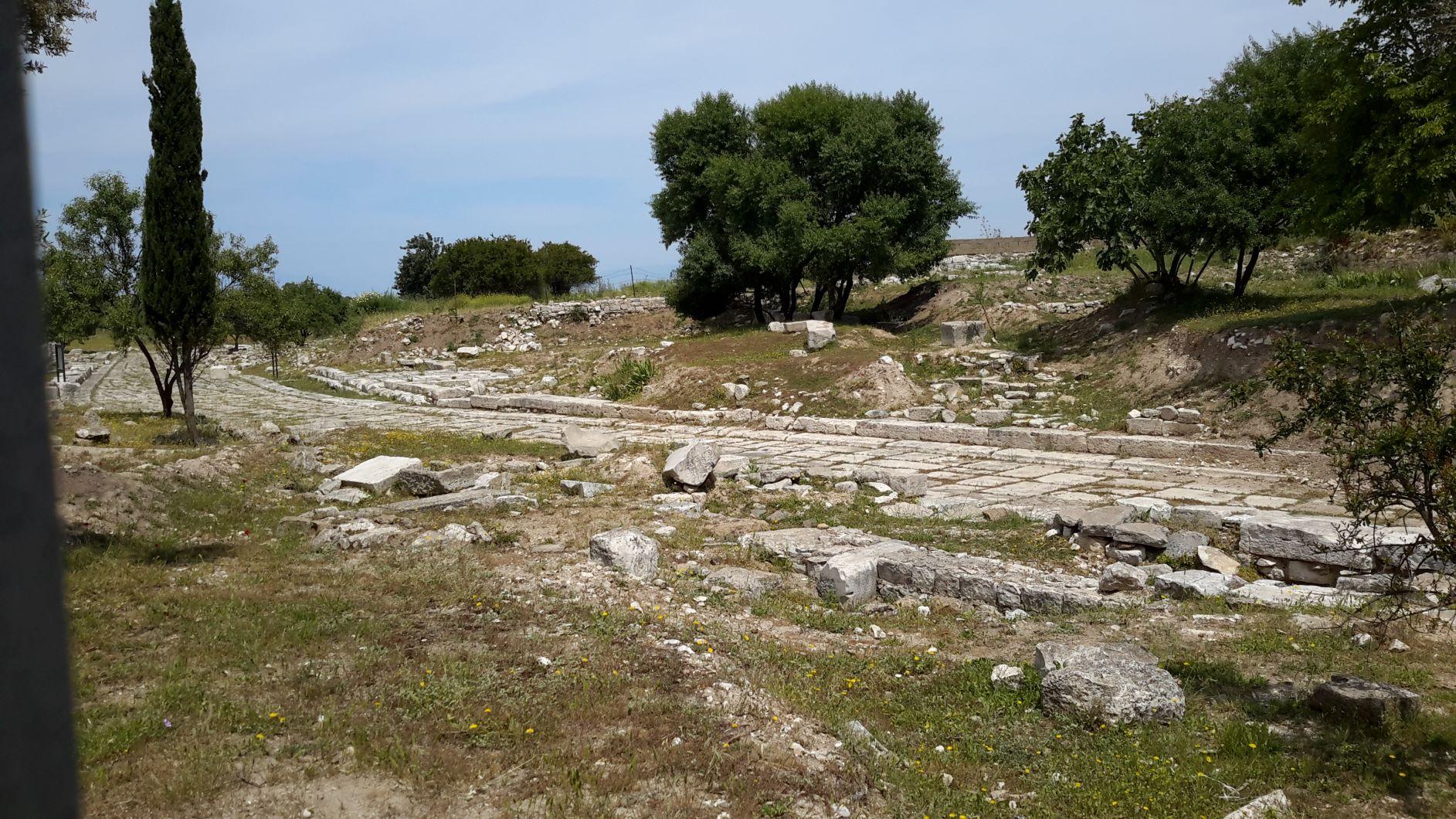 Didyma possui um dos mais bem preservados templos da Antiguidade